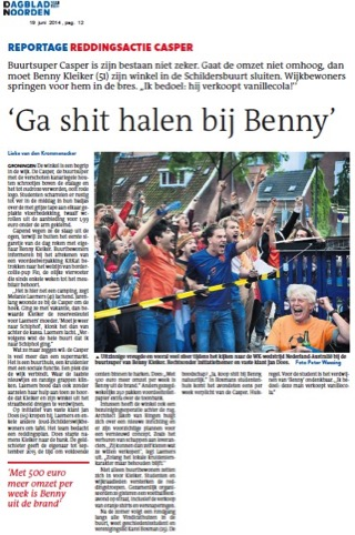 pers benny